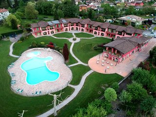Spacious Apartment in Idro with shared Pool