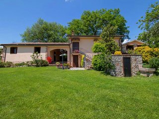 Cozy Holiday Home in Selci Italy with Swimming Pool