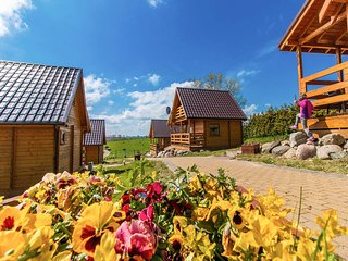 Cozy Cottage in Baltic Coast with Garden
