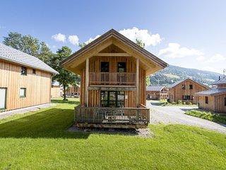 Gorgeous Wooden Chalet in Sankt Georgen on Ski Slopes