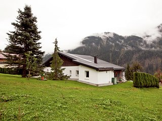 Mod Apartment in Sankt Gallenkirch Vorarlberg with Lovely Garden