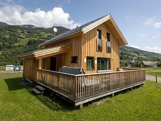Luxurious Chalet near Ski Slopes in Sankt Georgen ob Murau