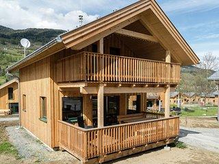 Modern Chalet in Sankt Georgen ob Murau with Terrace
