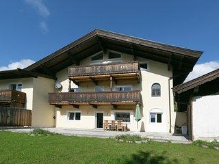 Modern Apartment with Garden near Ski Area in Tyrol
