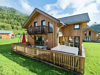 Luxurious Chalet in Murau with Sauna