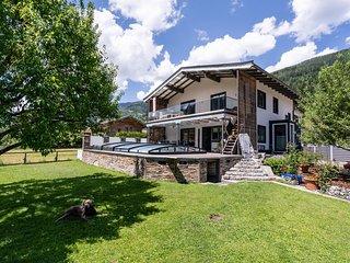 Luxury Apartment near Ski Area in Mühlbach