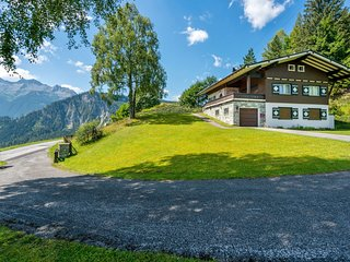 Holiday Home in Königsleiten with Mountain View