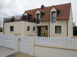 Gorgeous Villa in Plounéour-Trez France with fenced garden