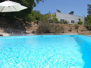 Comfortable villa with privacy and perfect starting point for many excursions