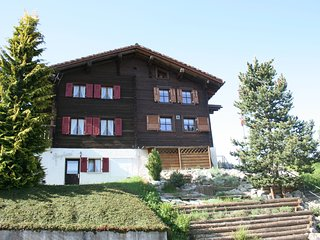 Spacious Holiday Home with Private Terrace in Obersaxen