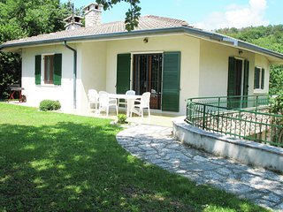 A villa for 5 people overlokking Lake Garda