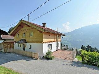 Modern Chalet in Aschau im Zillertal near Ski Slopes