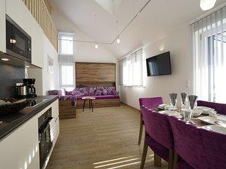 Luxurious Penthouse in Sankt Georgen near Ski Slopes