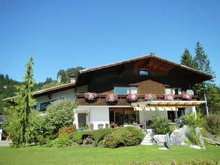 Heavenly Apartment in Wangle Tyrol with Walking Trails Nearby