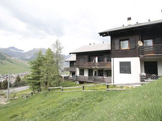 Tranquil Holiday Home in Livigno Italy near Ski Area