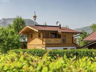 Cozy Chalet in St Johann in Tirol  with Private Garden
