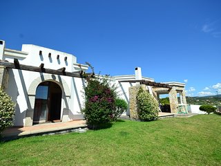 Very recently built complex with breathtaking views over the Gulf of Alghero