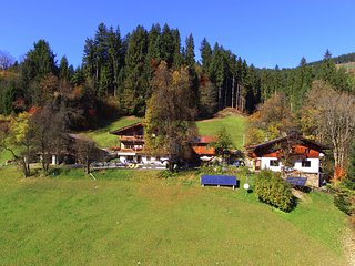 Spacious Apartment with Mountain View in Brixen im Thale