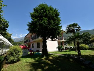 Charming Villa in Mergozzo Italy with Private Garden