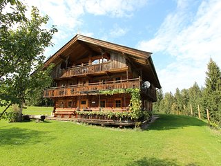 Beautiful Farmhouse in Tyrol Austria with Garden
