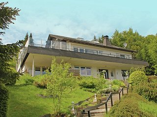 Villa with beautiful views in a quiet location on the outskirts of Willingen