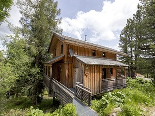 Lovely Chalet in Turracherhohe with Sauna and Jacuzzi
