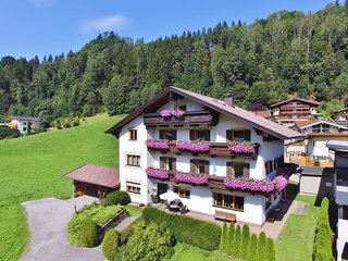 Spacious Holiday Home with Garden near a Ski Area in Tyrol