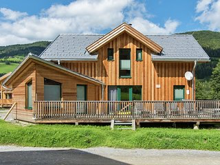 Modern Wooden Chalet in Sankt Georgen ob Murau with Sauna
