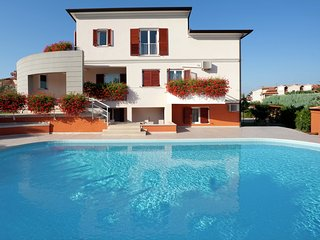 Modern Apartment with Pool in Porec Croatia