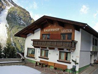 Spacious Apartment in Solden Tyrol near Ski Area Otztal