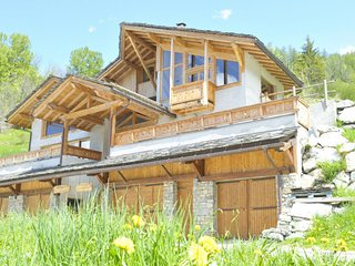 New and very comfortable chalet with many facilities