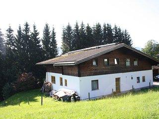 Classic Apartment near Flachau Salzburg with Mountain View