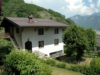 Spacious Apartment in Levico Terme with Balcony
