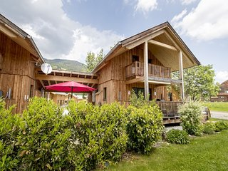 Boutique Chalet in Sankt Georgen ob Murau with Sauna