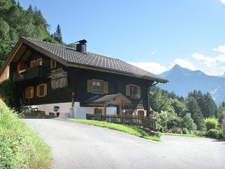 Cozy Apartment in Schruns Vorarlberg near Ski Area Montafon
