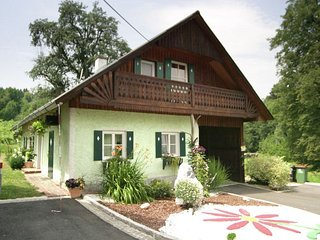 Private Holiday Home in Styria with Garden