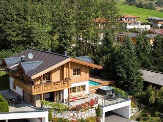 Large Chalet in Salzburg With Sauna
