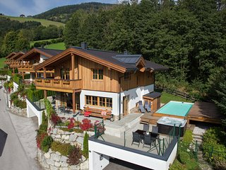 Beautiful Chalet in Walchen with Private Pool