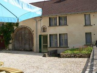 'La ferme des choucas' is a charming and sociable farm.