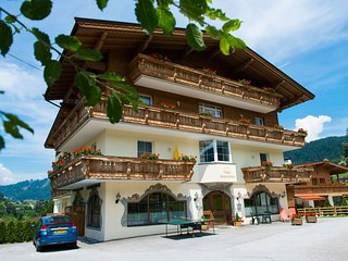 Appealing Apartment in Niederau by the Forest