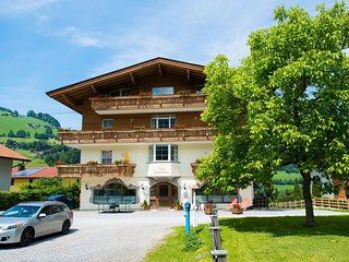 Luxurious Apartment in Wildschonau-Niederau with Sauna