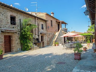 Boutique Villa in Montalcino  with Private Pool