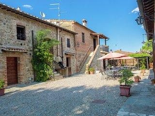 Boutique Villa in Montalcino  with Private Pool