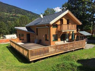 Awe-inspiring Chalet near Ski Area in Sankt Georgen ob Murau