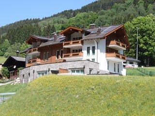 Beautiful Apartment in Saalbach near Ski Bus Stop