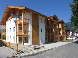Peaceful Apartment in Kirchberg with Balcony Near Lake