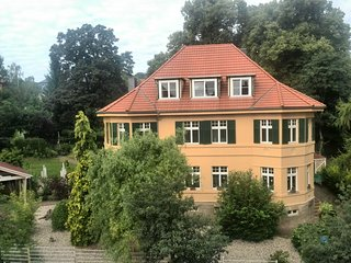 Exclusive apartment in a former residence, set in an ideal location in the Harz