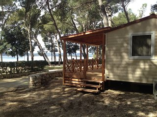 Comfortable chalet with two bathrooms, at 31 km. from Zadar