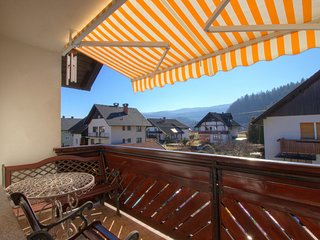 Apartment within walking distance from the center of Bled and the lake