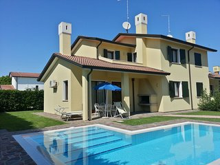 Villa with nice private swimming pool on Isola di Albarella